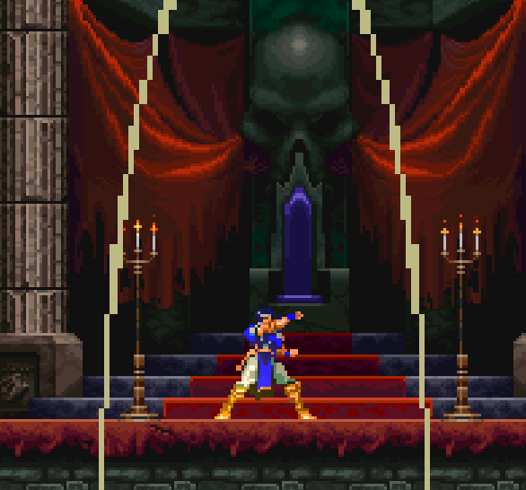 Dracula X Symphony of the Night Konami Sega Saturn Xtreme Retro 3
