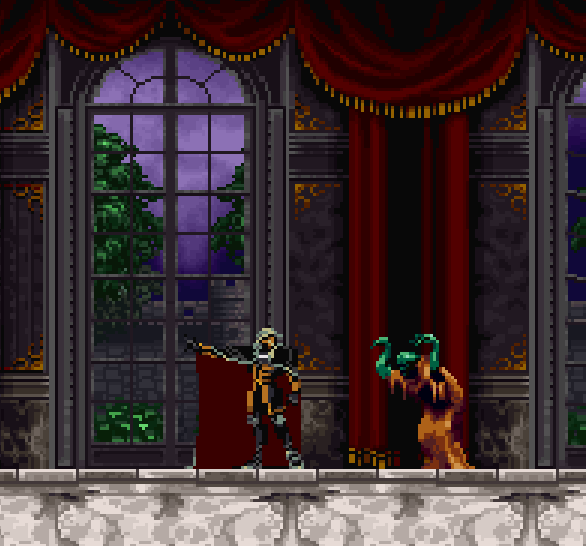 Dracula X Symphony of the Night Konami Sega Saturn Xtreme Retro 6