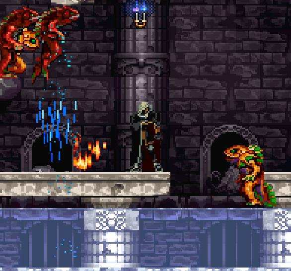 Dracula X Symphony of the Night Konami Sega Saturn Xtreme Retro 7