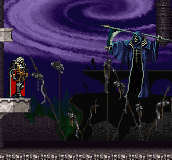 Dracula X Symphony of the Night Konami Sega Saturn Xtreme Retro 8