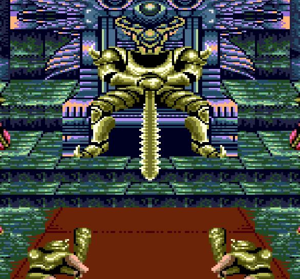 Golden Axe II Sega Genesis Mega Drive Xtreme Retro 1