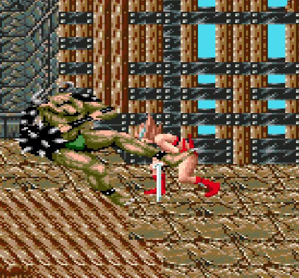 Golden Axe II Sega Genesis Mega Drive Xtreme Retro 3