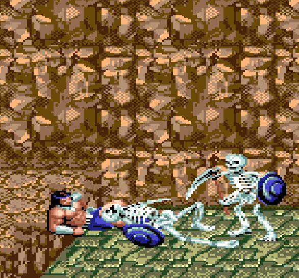 Golden Axe II Sega Genesis Mega Drive Xtreme Retro 7