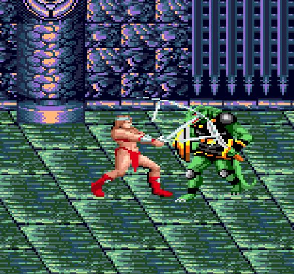 Golden Axe II Sega Genesis Mega Drive Xtreme Retro 9