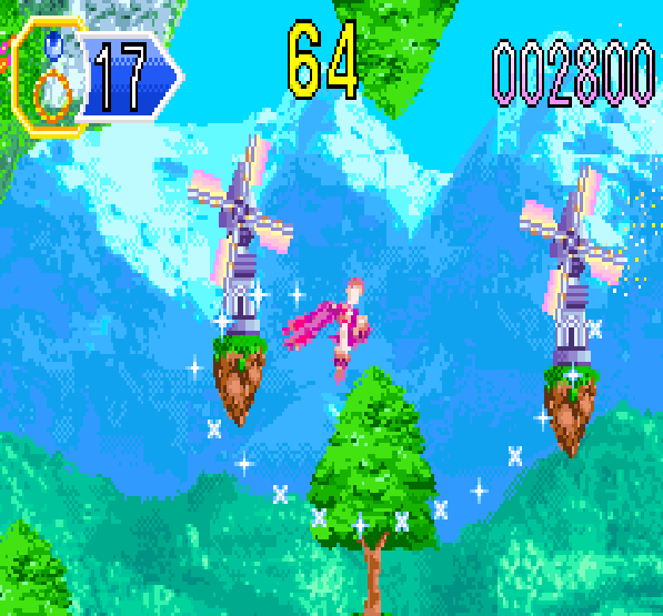 Nights into Dreams Sonic Team Game Boy Advance Xtreme Retro 2