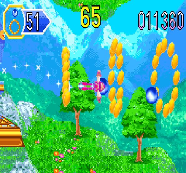 Nights into Dreams Sonic Team Game Boy Advance Xtreme Retro 3