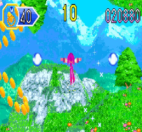 Nights into Dreams Sonic Team Game Boy Advance Xtreme Retro 6