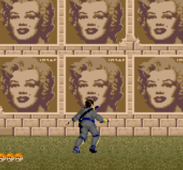 Sega Shinobi Arcade Xtreme Retro 2