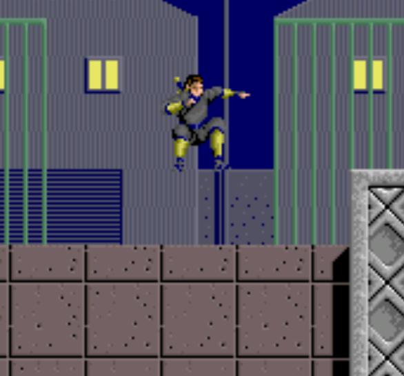 Sega Shinobi Arcade Xtreme Retro 5