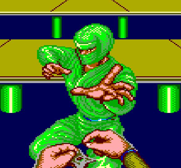 Sega Shinobi Master System Bonus Stage Xtreme Retro 3