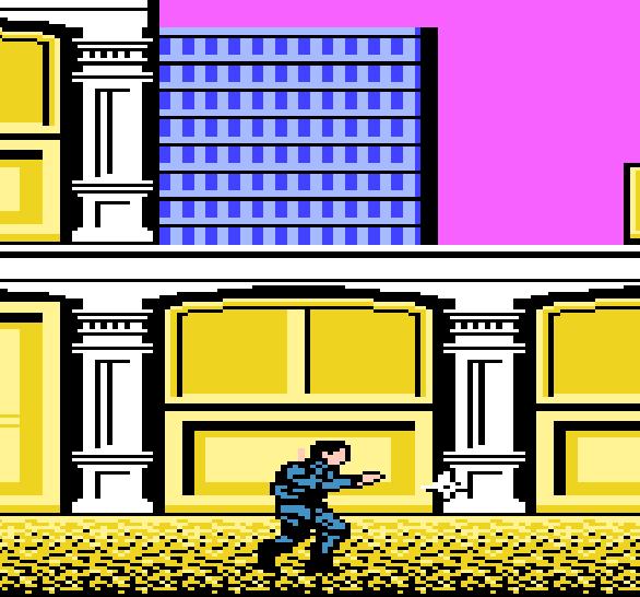 Sega Shinobi NES Famicom Xtreme Retro 1