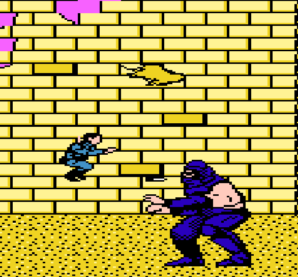 Sega Shinobi NES Famicom Xtreme Retro 4