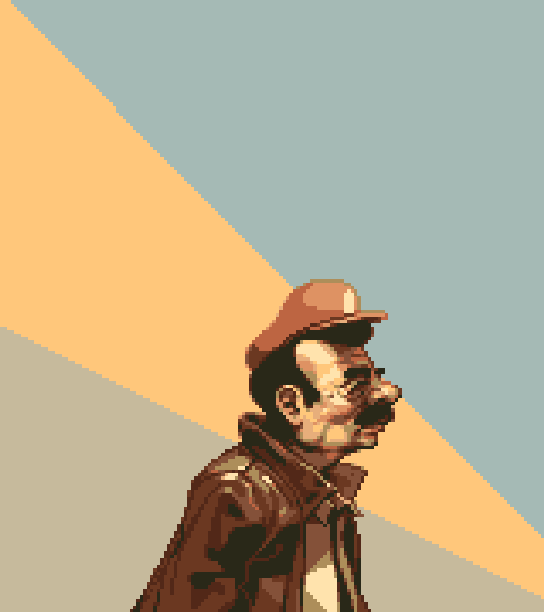 Super Mario Bros Nintendo Revolution Wii U Pixel Art Xtreme Retro