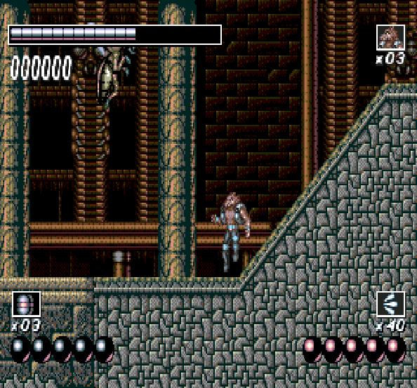 Wolf Child Core Sega Genesis SNES Xtreme Retro 3