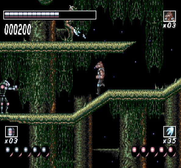 Wolf Child Core Sega Genesis SNES Xtreme Retro 4