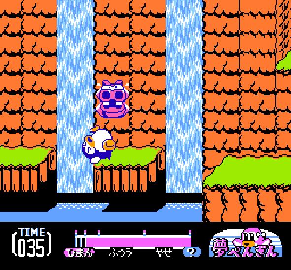 Yume Penguin Monogatari NES Famicom Pixel Art Xtreme Retro 3