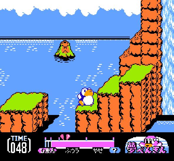 Yume Penguin Monogatari NES Famicom Pixel Art Xtreme Retro 4