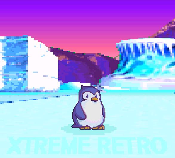 Yume Penguin Monogatari NES Famicom Pixel Art Xtreme Retro