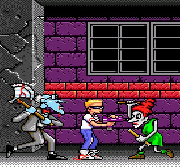 Zombie High Sega Genesis Xtreme Retro 11