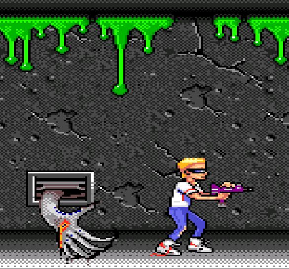 Zombie High Sega Genesis Xtreme Retro 13