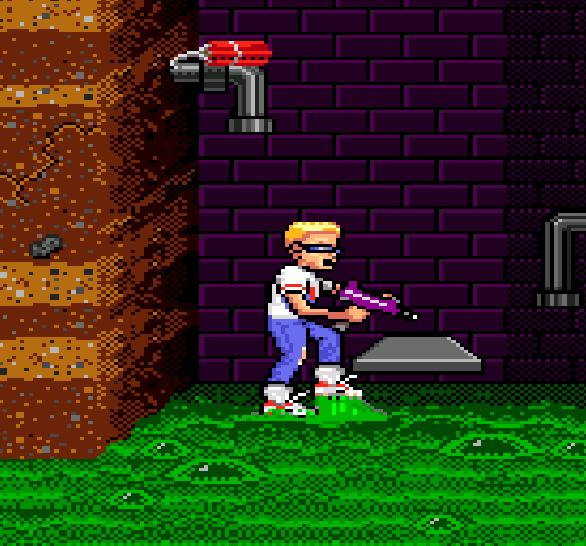 Zombie High Sega Genesis Xtreme Retro 3