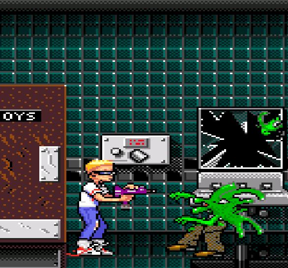 Zombie High Sega Genesis Xtreme Retro 4