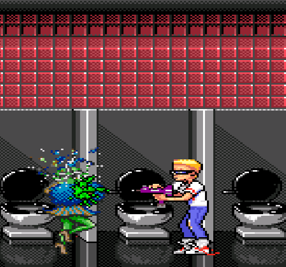 Zombie High Sega Genesis Xtreme Retro 5