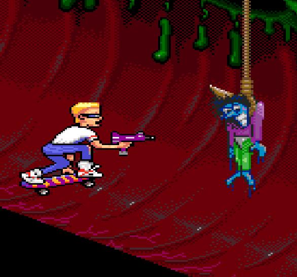 Zombie High Sega Genesis Xtreme Retro 6