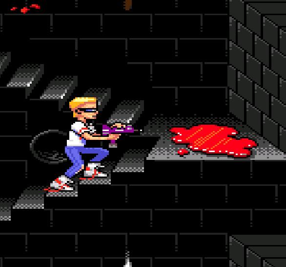 Zombie High Sega Genesis Xtreme Retro 8