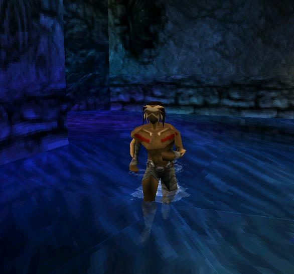 Akuji the Heartless Crystal Dinamics Eidos Interactive PlayStation Xtreme Retro 2