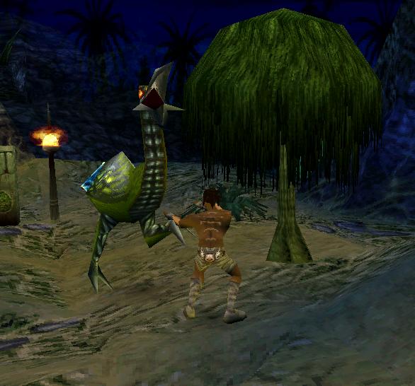 Akuji the Heartless Crystal Dinamics Eidos Interactive PlayStation Xtreme Retro 3