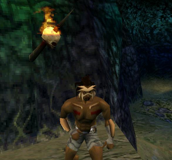 Akuji the Heartless Crystal Dinamics Eidos Interactive PlayStation Xtreme Retro 6
