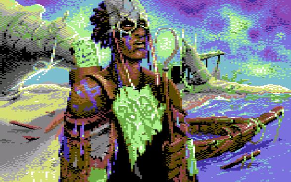 Akuji the Heartless Crystal Dinamics Eidos interactive PlayStation Pixel Art Xtreme Retro