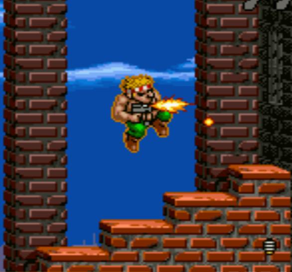 Avenging Spirit Jaleco Arcade Xtreme Retro 1