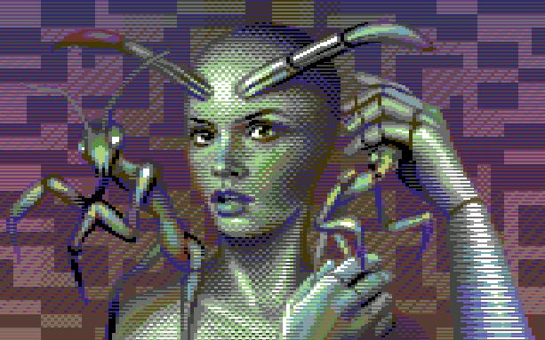 Bad Mojo MAC 1996 Pixel Art Xtreme Retro