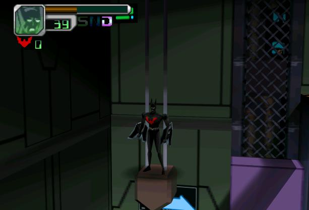Batman Beyond N64 Xtreme Retro 4