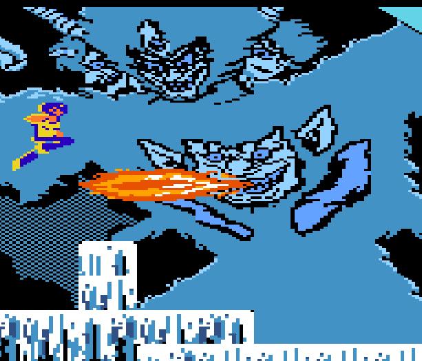 Devilman Famicom 8 bits Manga Xtreme Retro 6