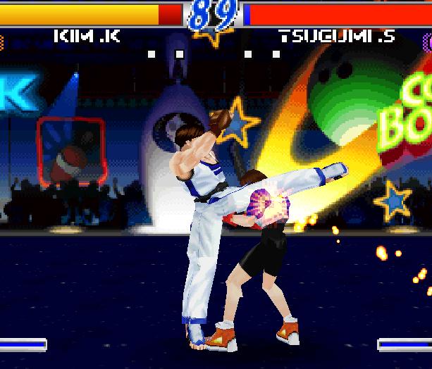 Fatal Fury Wild Ambition SNK PSX Xtreme Retro 3