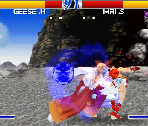 Fatal Fury Wild Ambition SNK PSX Xtreme Retro 6