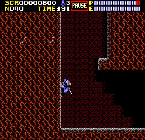 Ninja Gaiden Tecmo Master System Xtreme Retro 2
