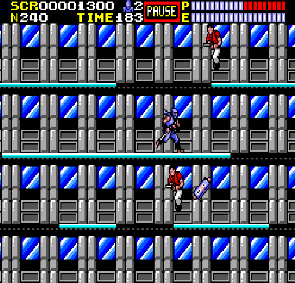 Ninja Gaiden Tecmo Master System Xtreme Retro 6