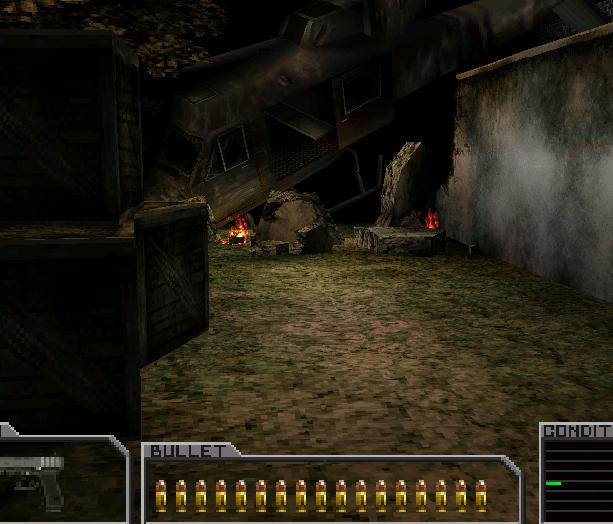 Resident Evil Survivor Capcom PSOne Xtreme Retro 1