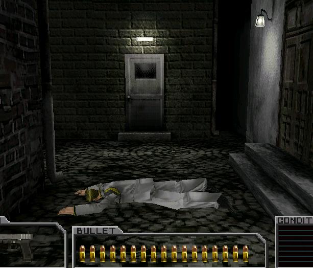 Resident Evil Survivor Capcom PSOne Xtreme Retro 2