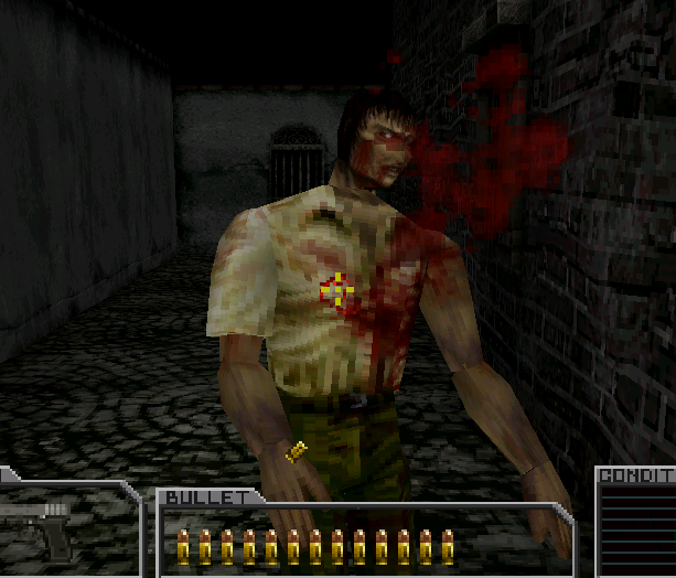 Resident Evil Survivor Capcom PSOne Xtreme Retro 3