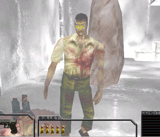 Resident Evil Survivor Capcom PSOne Xtreme Retro 5
