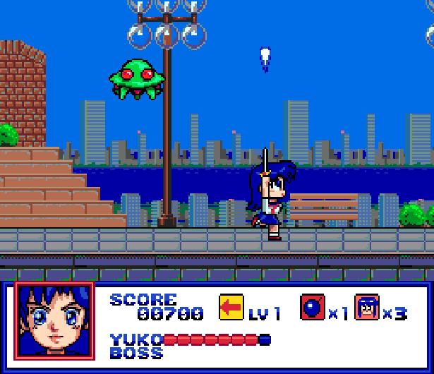 SD Valis Sega Genesis Mega Drive Xtreme Retro 2