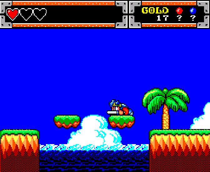 Wonder Boy in Monster World Master System Xtreme Retro 4