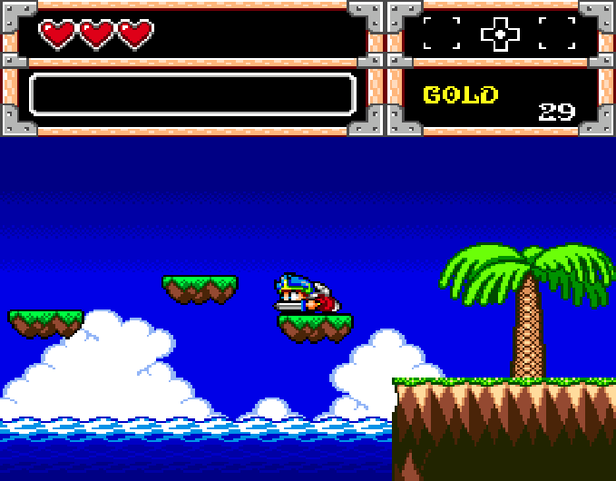 Wonder Boy in Monster World Sega Genesis Mega Drive Xtreme Retro 4