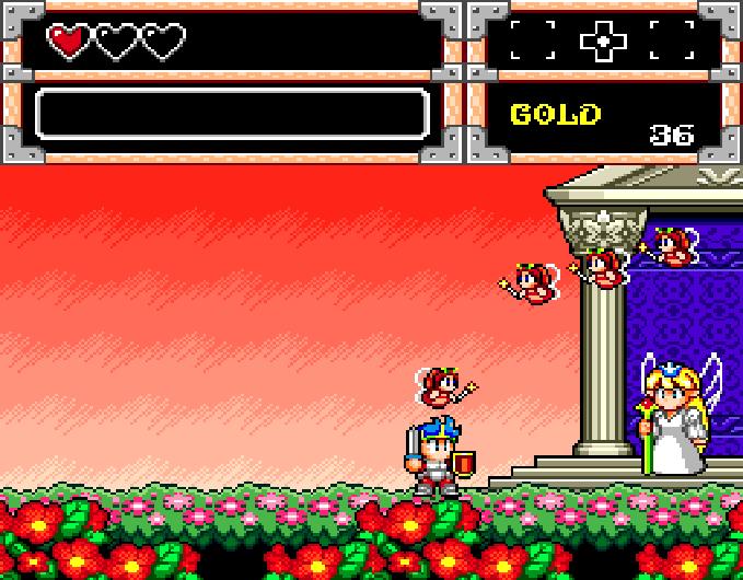 Wonder Boy in Monster World Sega Genesis Mega Drive Xtreme Retro 6