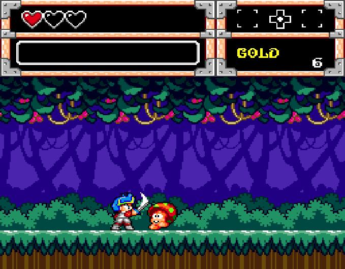 Wonder Boy in Monster World Sega Genesis Mega Drive Xtreme Retro 7